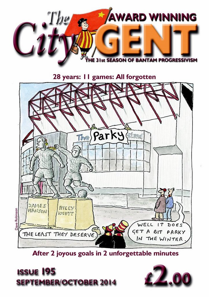 The City Gent Magazine